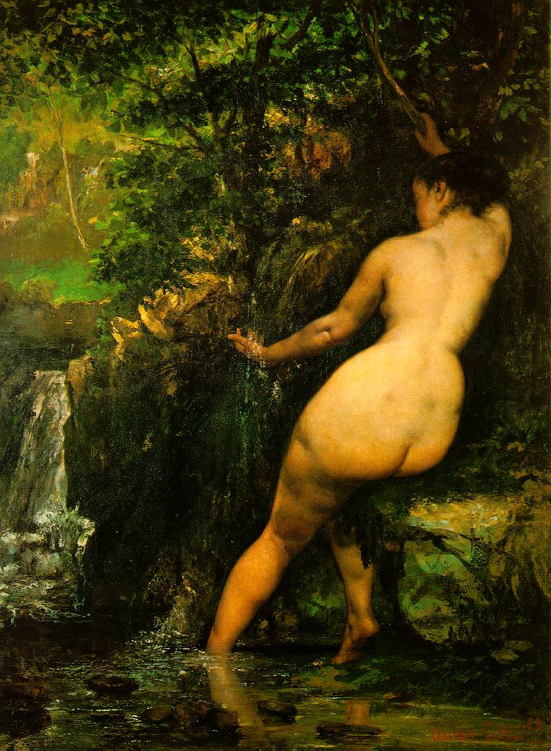 Gustave Courbet Foto: Wikimedia Commons